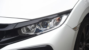 Honda Civic - front light