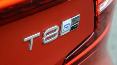 Volvo S60 - badge