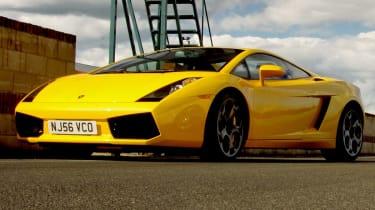 The original Lamborghini Gallardo, one of the most successful supercars of all time