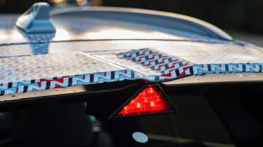 Hyundai Kona N prototype - brake light
