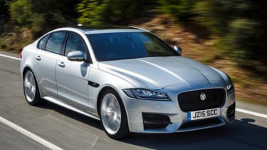 Jaguar XF - Best executive cars