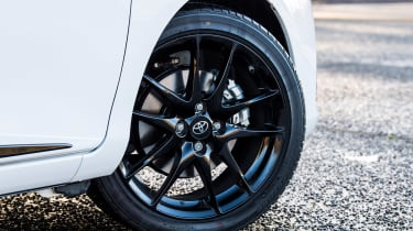 Toyota Yaris GR Sport - wheel