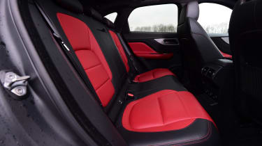 Jaguar F-Pace - rear seats