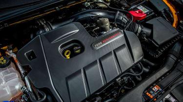 Ford Focus ST - engine