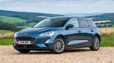 Ford Focus - front static