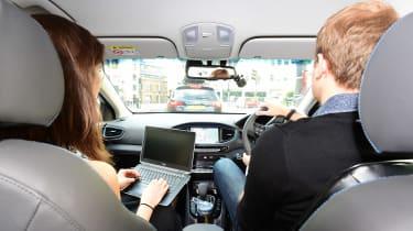 Driver Emotion Test - laptop