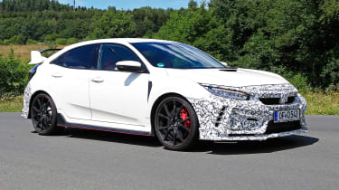 Honda Civic Type R facelift - 4