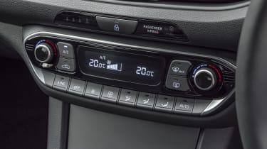 New Hyundai i30 - climate control