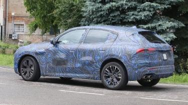 Maserati Grecale SUV - rear