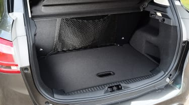 Ford B-MAX - boot