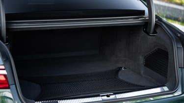 Audi A8 60 TFSI e - boot