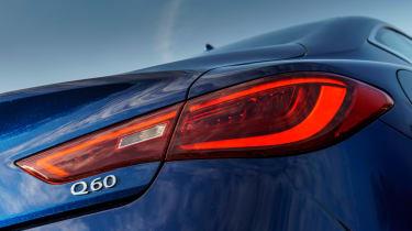 Infiniti Q60 - rear light
