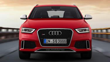 Audi Q3 RS front