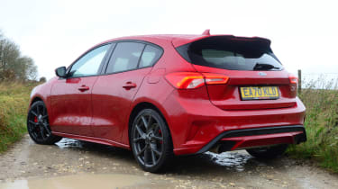 Ford Focus ST automatic - rear static