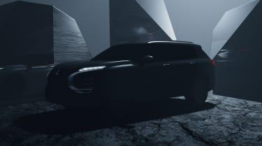 Mitsubishi Outlander - spyshot 3