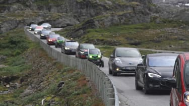 Electric cars in Norway 3