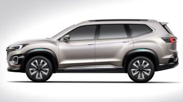 Subaru VIZIV-7 SUV Concept - side