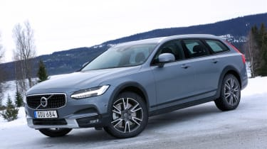 Volvo V90 Cross Country - front static