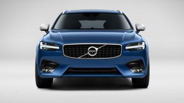 Volvo V90 R-Design - studio front