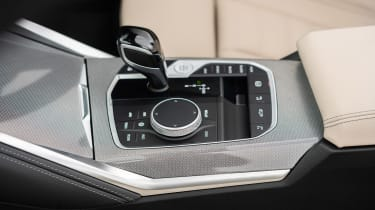 BMW M440i Convertible - transmission