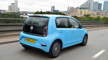Volkswagen up! - rear