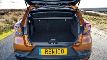 Renault Captur - boot