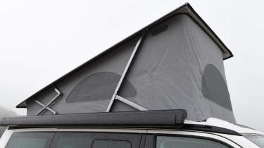 Volkswagen California Edition - roof