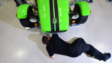 Long-term test review: Caterham 270S upgrades