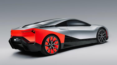 BMW Vision M NEXT concept - studio rear