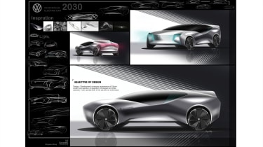 """<span id=""""docs-internal-guid-af831f2a-7fff-eac0-2ca8-20dd29cf42aa""""><span>Bingquan Wang – Binquan created a sporty, high-waisted SUV that used exterior lighting as a design feature.</span></span>"""
