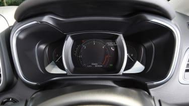 Renault Koleos - dials