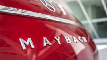 Vision Mercedes-Maybach Ultimate Luxury concept - Maybach