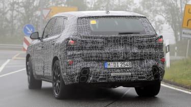 BMW X8 - 2021 spyshot 14