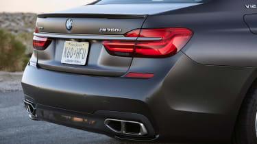 BMW 7 Series 760Li - rear end