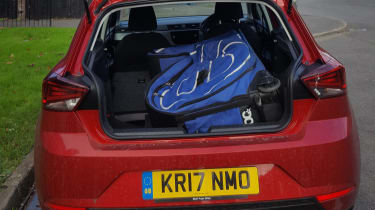 Long-term test review: SEAT Ibiza - first report boot