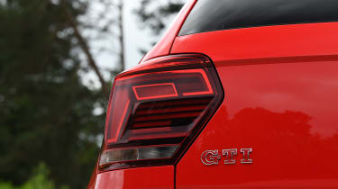 Volkswagen Polo GTI - rear light