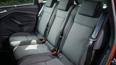 Ford C-MAX - rear seats