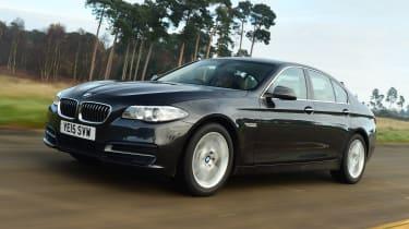 Best cars under £15,000  - BMW 5 Series