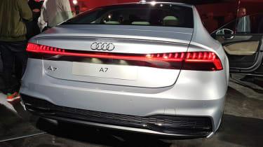 Audi A7 Sportback - reveal rear