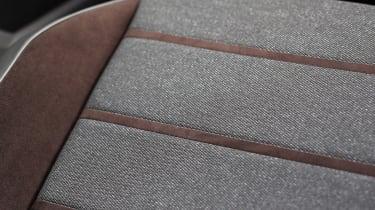 SEAT Tarraco - seat detail