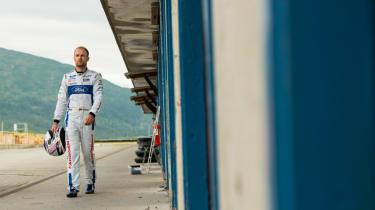 Ford GT Norway road trip - Stefan Mücke