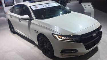 Detroit Motor Show - Honda Accord