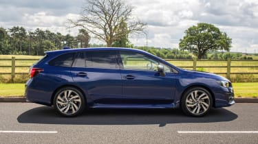 Subaru Levorg profile