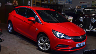 Magnificent Seven: Vauxhall Astra mk7