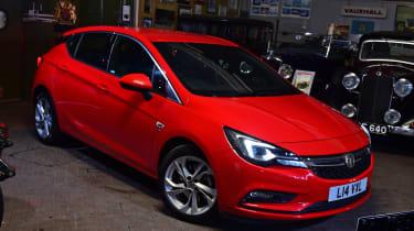 Magnificent Seven: Vauxhall Astra mk7