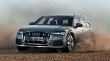 Audi A6 allroad quattro - off-road