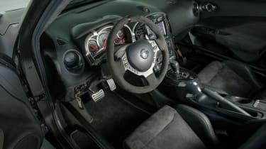 Nissan Juke-R 2.0 - interior