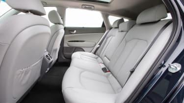 Kia Optima Estate 2016 - rear seats