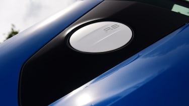Audi R8 V10 - fuel filler cap
