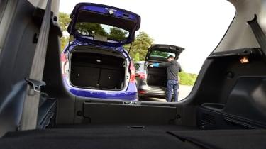 Kia Venga vs Ford B-Max & Nissan Note